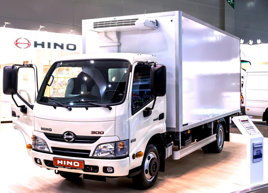 HINO Серия 300 XZU650L-HKMGPW3