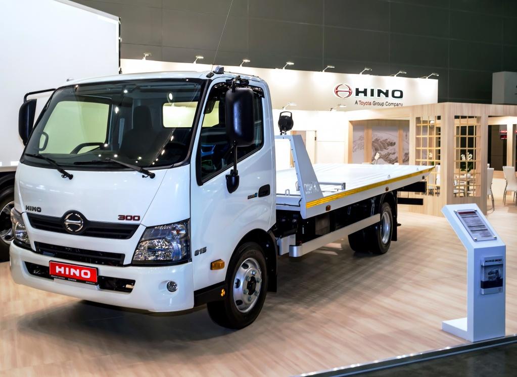 HINO 300 XZU720L